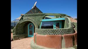 100 Self Sustained House Earthship Biotecture Renegade New Mexico Architects Radical