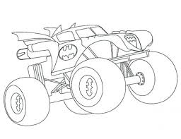 Lightning Mcqueen Coloring Pages Printable Pdf Lighting Monster Jam Truck
