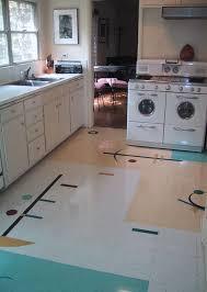 my friend s floor midcentury kitchen los angeles by crogan