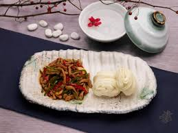 Fried Pumpkin Flowers Food by Hua Juan Recipe For Traditional Chinese Flower Rolls