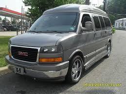 GMC Savana Turtle Top Conversion Van By Explorer Co W No Reserve