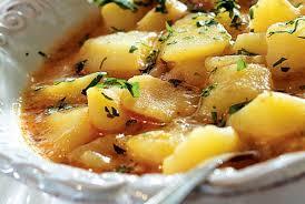comment cuisiner des pommes de terre recette pommes de terre aux calamars 750g