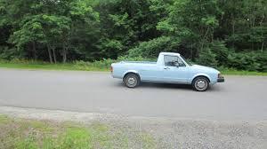 1981 Volkswagen Rabbit Diesel Pickup Truck - Get In - YouTube