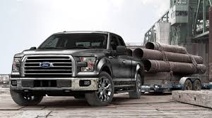 2015 Ford F-150 Can Tow 12,200 Lbs, Carry An Absurd 3,300 Lbs In Bed