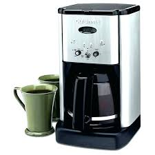 Costco Cuisinart Coffee Maker Makers Single Serve