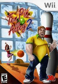 Ten Pin Alley 2 Box Shot for Wii GameFAQs
