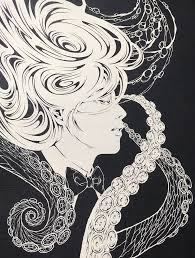 Intricate Paper Cutting Art Mimics the Precision of a Drawing
