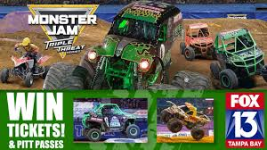 Monster Jam Triple Threat Contest - Story | FOX 13 Tampa Bay Shows Added To 2018 Schedule Monster Jam Buy The Flyers Bay Big And Mean Rock Crawling Scale Modified Hummer Godzilla Trucks Wiki Fandom Powered By Wikia Xl Tour Green Wi February 8 2014 Youtube Watsonville Woman Balances Truck Rallies College Exams Allnew Earth Authority Police Truck Nea Oc Mom Blog Wheelie Contest Hd Triple Threat Series At Sap Center Travelzoo Monster Show In Green Bay Worlds Faest Gets 264 Feet Per Gallon Wired American Stock Photos