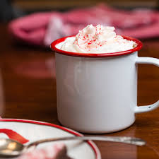 Hot Peppermint Mocha Coffee