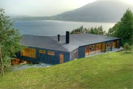 100 Modern Lake House A Retreat In The Chilean District IDesignArch