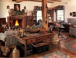 primitive living room decor modern house
