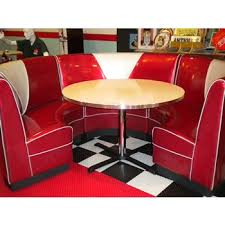 Kitchen Diner Booth Ideas by 41 Best Booths Images On Pinterest Diner Booth Retro Furniture