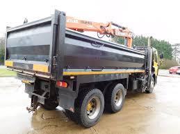 DAF CF 75 Dump Trucks For Sale, Tipper Truck, Dumper/tipper From The ...