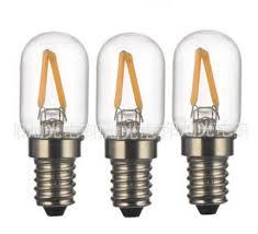 trust皰 3 pack 2w fridge led light bulb european base