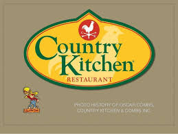 PHOTO HISTORY OF OSCAR COMBS COUNTRY KITCHEN