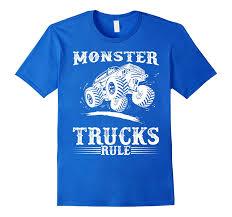 100 Monster Truck Shirts S Rule TShirt Jumping ShirtRT