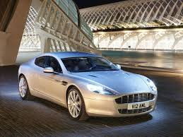You Can Buy An Aston Martin Rapide For Less Than Half Its
