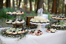 Rustic Style Wedding Cupcakes