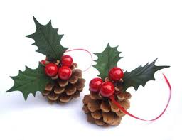 Pine Cone Christmas Tree Ornaments Crafts by 312 Best Craft Pinecone Denneappel Images On Pinterest