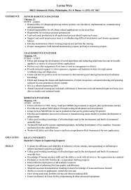 Related Job Titles Infrastructure Engineer Resume Sample