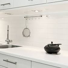 4 X 8 Glossy White Subway Tile by United Tile Metro