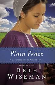 Plain Peace Daughters Of The Promise Book 6 By Wiseman Beth