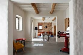 MIDE Architetti Renovated 19th Century Home Farmhouse In The Countryside Tuscany