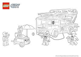 Lego City Coloring Page# 2432086