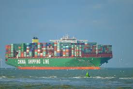 le cscl globe plus gros porte conteneurs du monde vient de se