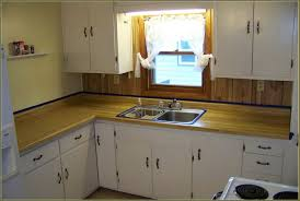 Cabinet Refinishing Kit Before And After by Cabinet Refinishing Kit Before And After Home Design Ideas