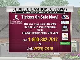 St Jude Dream Home Giveaway Phone Bank Live Shot 1 ABC 36 News