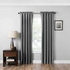 Eclipse Thermalayer Curtains Grommet by Eclipse Curtains U0026 Drapes Window Treatments The Home Depot