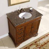 42 Inch Bathroom Vanity With Granite Top by 36 To 40 Inch Single Bathroom Vanities With Sinks With Free Shipping