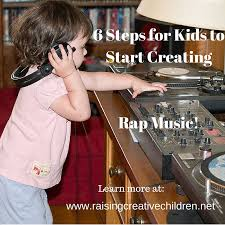 6 Steps For Kids To Start Creating Rap Music