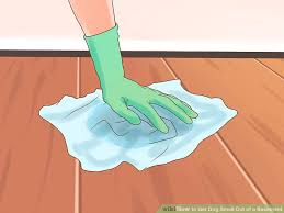 Dog Urine On Hardwood Floors Odor by 6 Ways To Get Dog Smell Out Of A Basement Wikihow