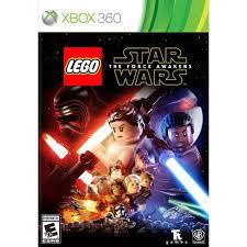 Star Wars Room Decor Walmart by Lego Star Wars The Force Awakens Xbox 360 Walmart Com