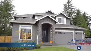 The Rosario Plan at Concord Place in Renton WA