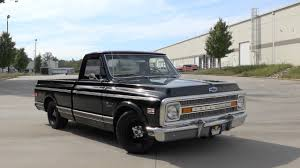136073 / 1969 Chevrolet C10 Pickup - YouTube