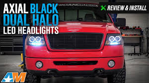 2004-2008 F-150 Axial Black Dual Halo LED Projector Headlights ... Oracle 1416 Chevrolet Silverado Wpro Led Halo Rings Headlights Bulbs 0915 Dodge Ram Quad Lamp Headlight Build Hionlumens 12016 F250 F350 Lighting Spyder Halo Projector Lights Forum Chevy Enthusiasts 2008 Projector Hid Headli Youtube 1114 Ford F150 Lincoln Mark Lt Pair Of Bumper Ring Fog 2014 Sierra 1500 W Readylift Sst Leveling Kits Lift On 20x18 Wheels 092014 Raptor S3m Recon Package Smoked R0913rlp 2007 2013 Nnbs Gmc Truck Install 1215 Slight Bar Drl Tacomabeast Kit 32006 Square Outline Sold Out Back