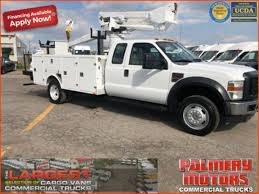 2008 Ford Super Duty F-550 DRW Bucket Truck (Palmery Motors ... Used Trucks In Indiana Inspirational Intertional Bucket 2006 Ford E350 Bucket Boom Truck For Sale 11049 Aerial Lifts Boom Cranes Digger Bucket Truck 4x4 Puddle Jumper Or Regular Tires Youtube Kids Truck Video Used 1992 Intertional 4900 1753 Work For Sale Utility Oklahoma City Ok Trucks In Ca 2004 Sterling Lt9500 Tri Axle Flatbed Crane Sale By Arthur