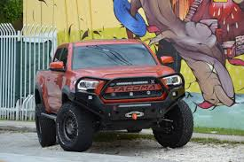 Toyota Tacoma Front Bumper With Loops 2016+ | Proline 4wd Equipment ... Tacoma Bumper Shop Toyota Honeybadger Front Warn 2016 Ascent Full Width Black Winch Hd Diy Move Genuine Chrome Hilux Pickup Mk4 Ln165 2015 Vengeance Fab Fours Vpr 4x4 Pd102 Rally Truck Serie 70 Seris 2007 2018 1571 Homemade And Rear Bumperstoyota Youtube Amera Guard End Caps Outdoorsman Bumpers
