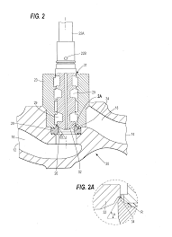 Dresser Masoneilan Pressure Regulator by Patent Us20040238050 Control Valve Trim And Seat Design For