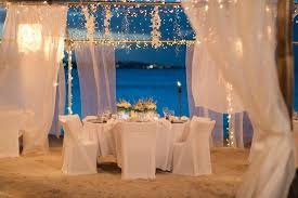 Wedidng Reception On The Beachbeach Wedding Ideaswedding Beach