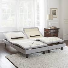 Orthomatic Adjustable Bed by Adjustable Power Foundations Ergomotion Reverie Adjustable