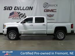 Certified Pre-Owned 2015 GMC Sierra 2500HD Denali Crew Cab In ... Peach Chevrolet Buick Gmc In Brewton Serving Pensacola Fl 2018 Sierra Buyers Guide Kelley Blue Book 1500 Sle Upgrade To A New For Only 28988 Youtube 3500hd Denali Crew Cab Pickup Clarksville West Point Serves Houston Tx Hertrich Chevy Of Easton Maryland Area Dealer 2017 Pricing For Sale Edmunds Hd Powerful Diesel Heavy Duty Trucks Gold Star Salinas Ca Watsonville Monterey Boston Ma Truck Deals Colonial St Louis Herculaneum Sapaugh Gm Power