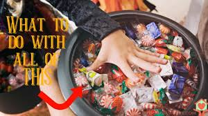 Donate Leftover Halloween Candy by Leftover Halloween Candy What On Earth Do I Do With It All