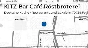 kitz bar café röstbroterei marktplatz in fellbach deutsche