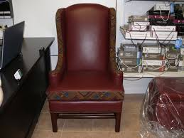 Ethan Allen Wingback Chair - Upholstery Shop - Quality ... Reupholstering A Chair The Saga Part I Stonegable Metal Rocking Chairs One Off Chair Design India Cafojapuqetop Set Of 4 Vintage Ethan Allen Chairs This Set Includes Wildkin Royal Features Removable Plush Cushions And Gilded Tassels Perfect For The Little Princess In Your Life White Fniture Update Decor With Cheap For Accent Millionaires Daughter Enchanting Top Collection Berwick British Colonial Style Caned Lounge Balta Seagrass Armchair Ottoman Pillow Ethan Allen Set Of 2 Wicker Rocker Nsignfniturenowcom Home