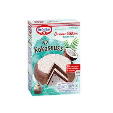 summer edition backmischung typ kokosnuss