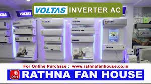 100 Fanhouse Voltas Split AC Offer At Rathna Fan House 10 Sec Mp4